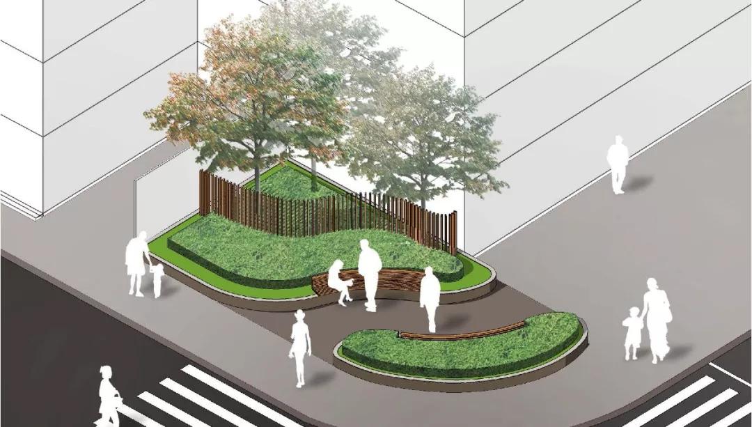 邻里花园_上海城市公共空间设计促进中心